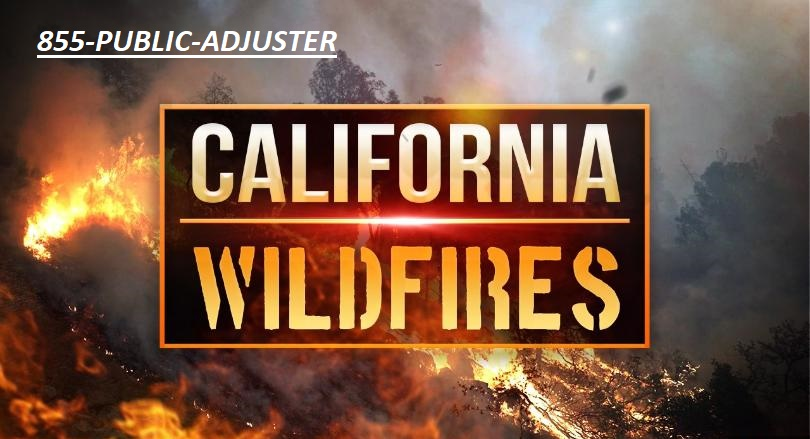 California Fire Insurance Claims